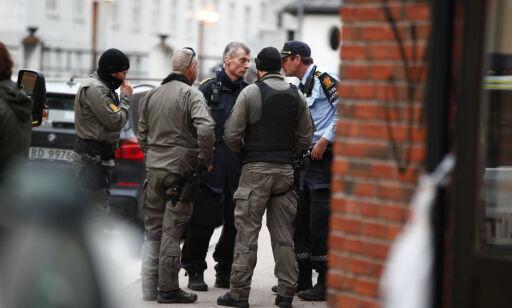 image: Har gjort funn i Oslo-leilighet etter jakt på eksplosiver