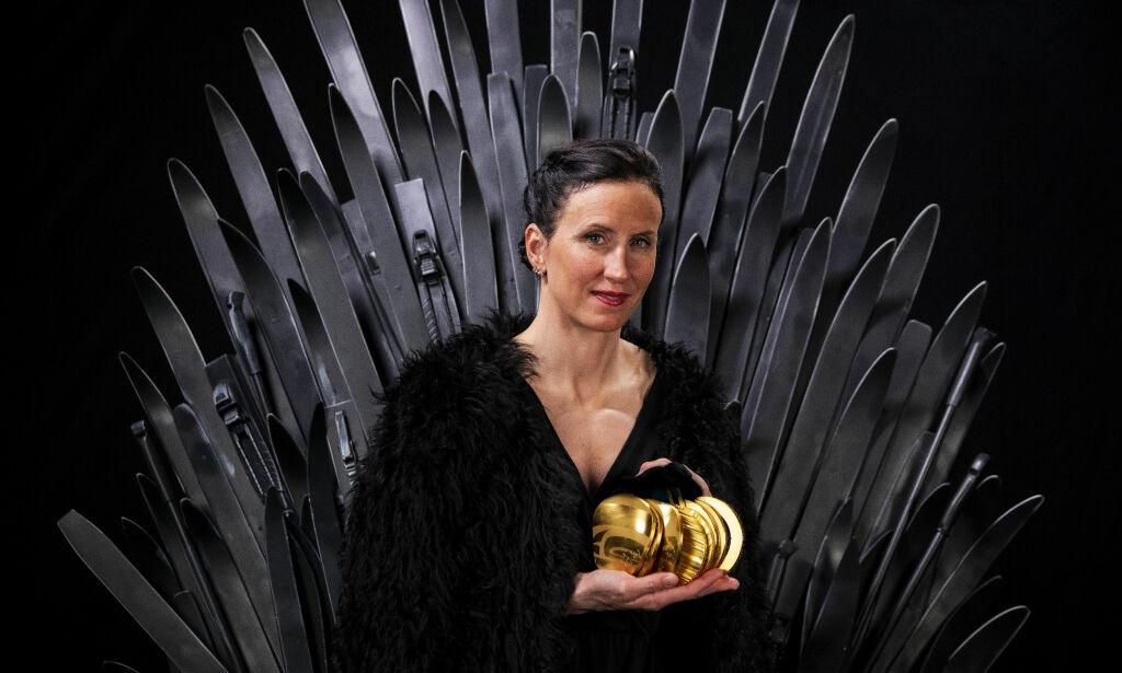 image: Dronning Bjørgen går sitt siste renn i morgen
