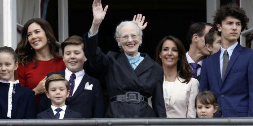 image: Dronning Margrethes «hemmelige» hyllest til prins Henrik