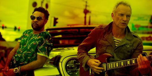 image: Stings reggaedrøm er like genuin som ferie på resort