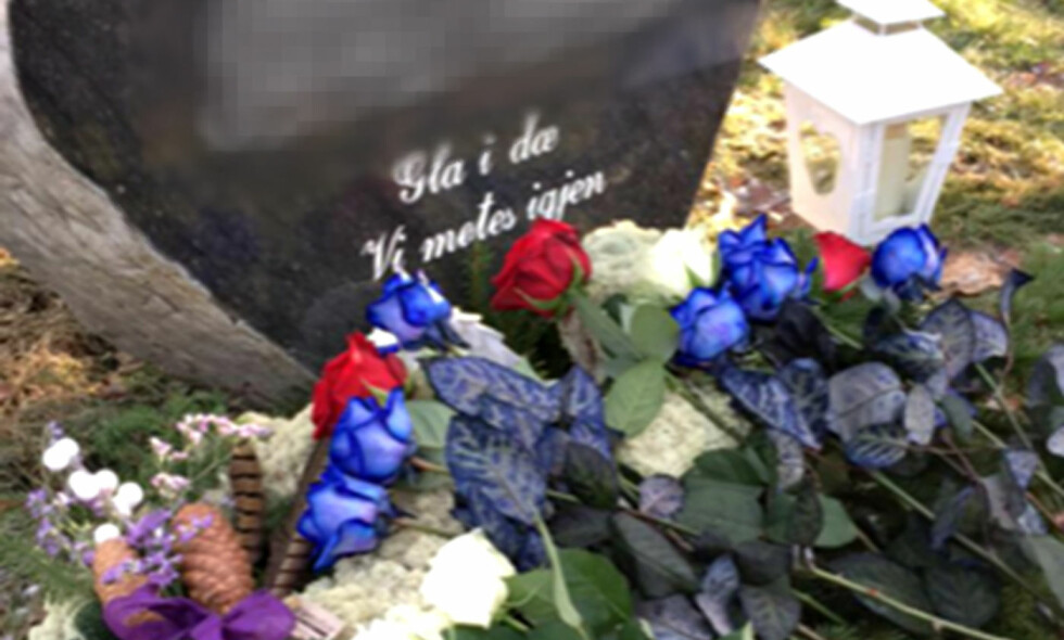 VILLE IKKE LEVE: Et halvt år etter henleggelsen tok den 22 år gamle kvinnen sitt eget liv. Foto: Privat