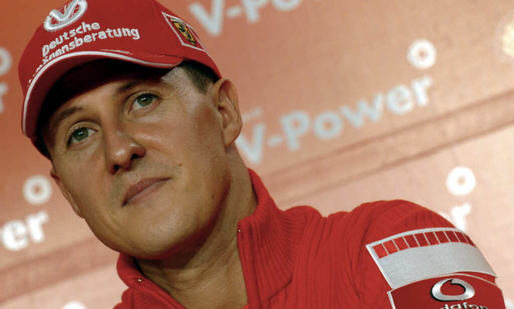 STOREBROR: Michael Schumacher. Foto: Action Images / Crispin Thruston