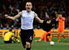 Andrés Iniesta skal være klar for kinesisk fotball