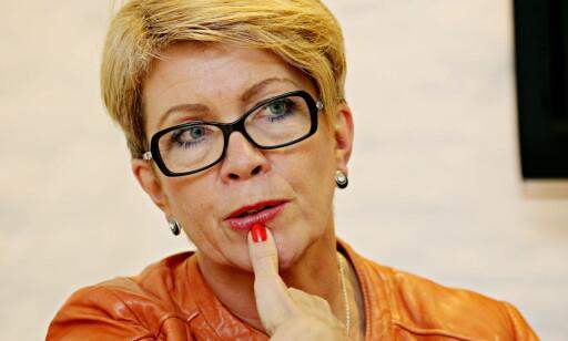 Krever opprydning: Tidligere Sp-leder Åslaug Haga. Foto: Jacques Hvistendahl / Dagbladet