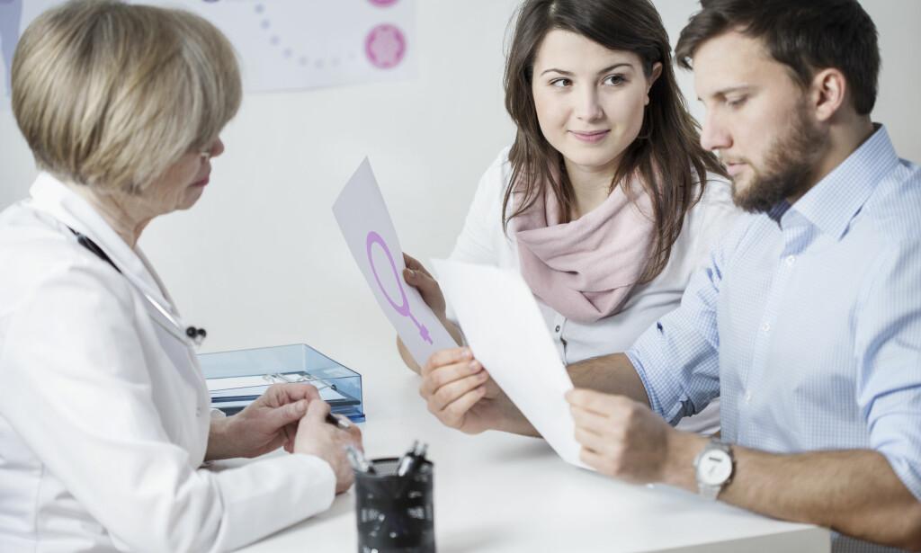 FINNES HÅP: Dersom behandling for ufrivillig barnløshet ikke fungerer, vil prøverørsbehandling være neste steg. FOTO: NTB Scanpix