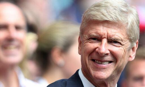 image: Hevder Wenger ikke har planer om å bli pensjonist