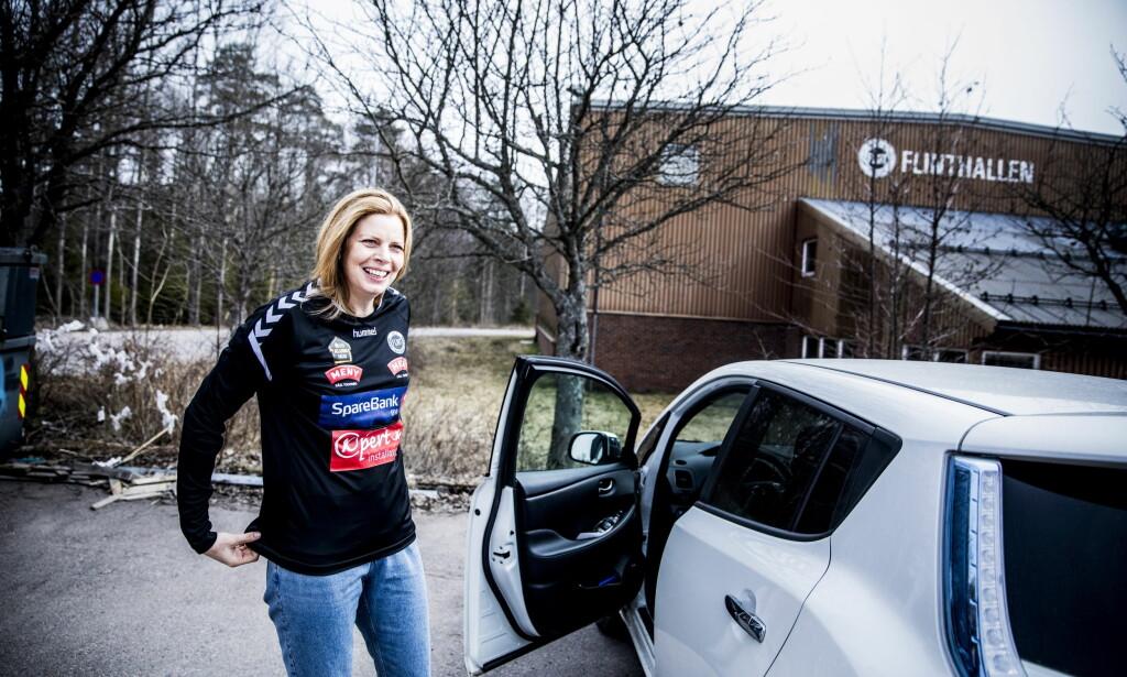 NYTT FOKUS: Tonje Larsen førte Flint til opprykk. Foto: Christian Roth Christensen / Dagbladet
