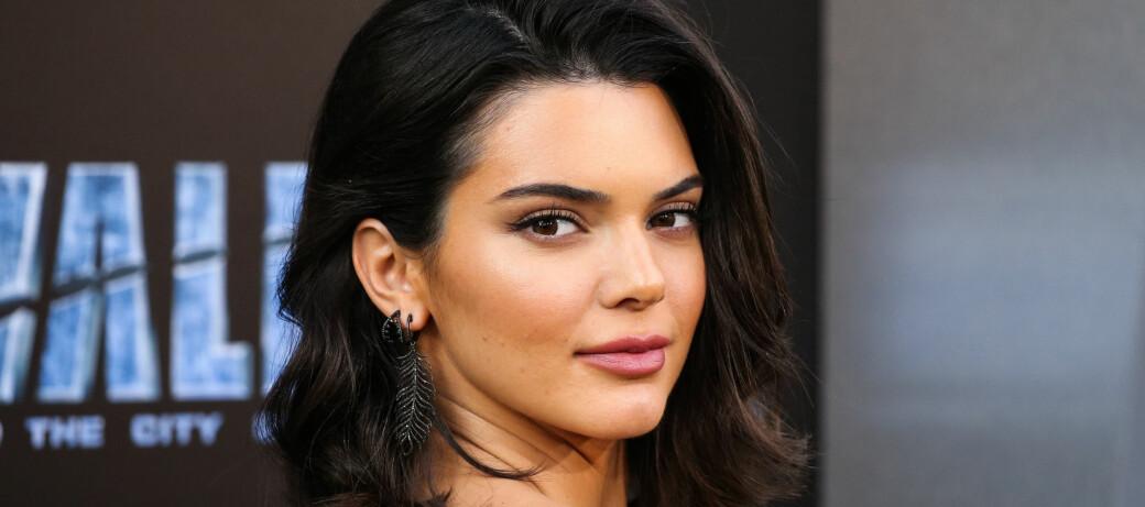 DATER MUSIKER: Kendall Jenner skal angivelig date DJ-en Diplo. FOTO: Scanpix