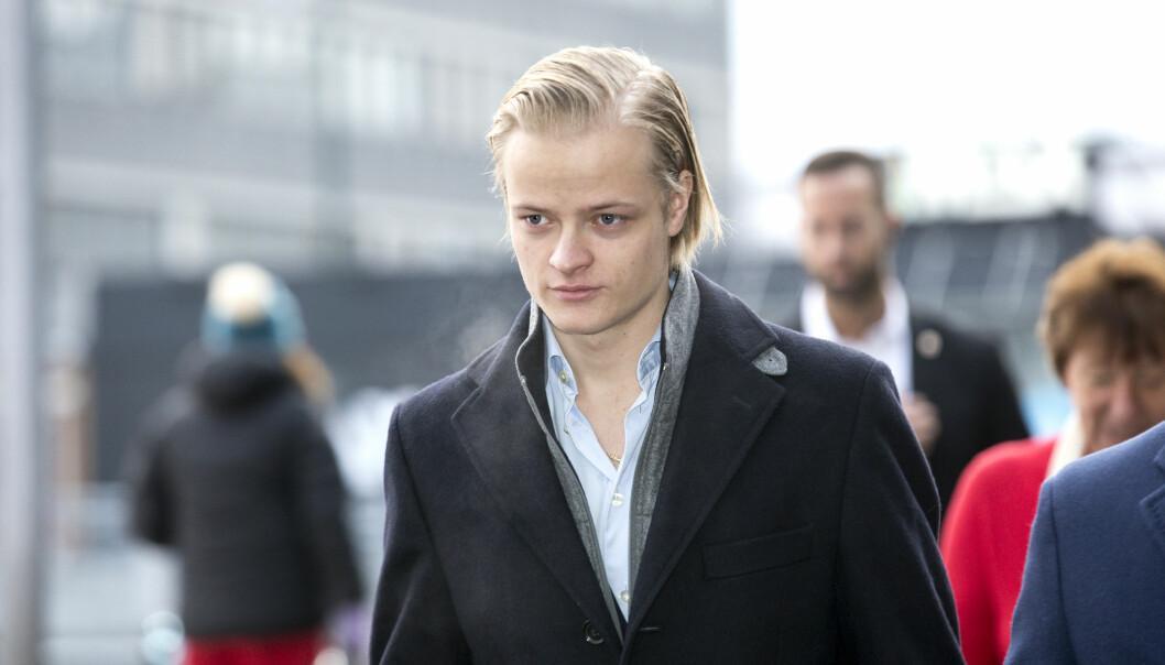 NY JOBB: Marius Borg Høiby har sikret seg en redaktørjobb i magasinet Tempus. I samme magasin blir han omtalt som «prins». Foto: Andreas Fadum / Se og Hør