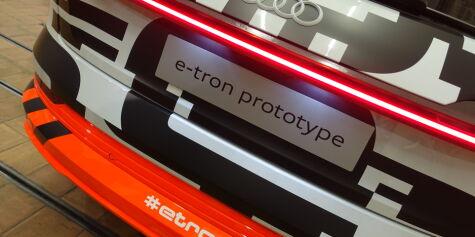 image: Siste nytt om Audi e-tron
