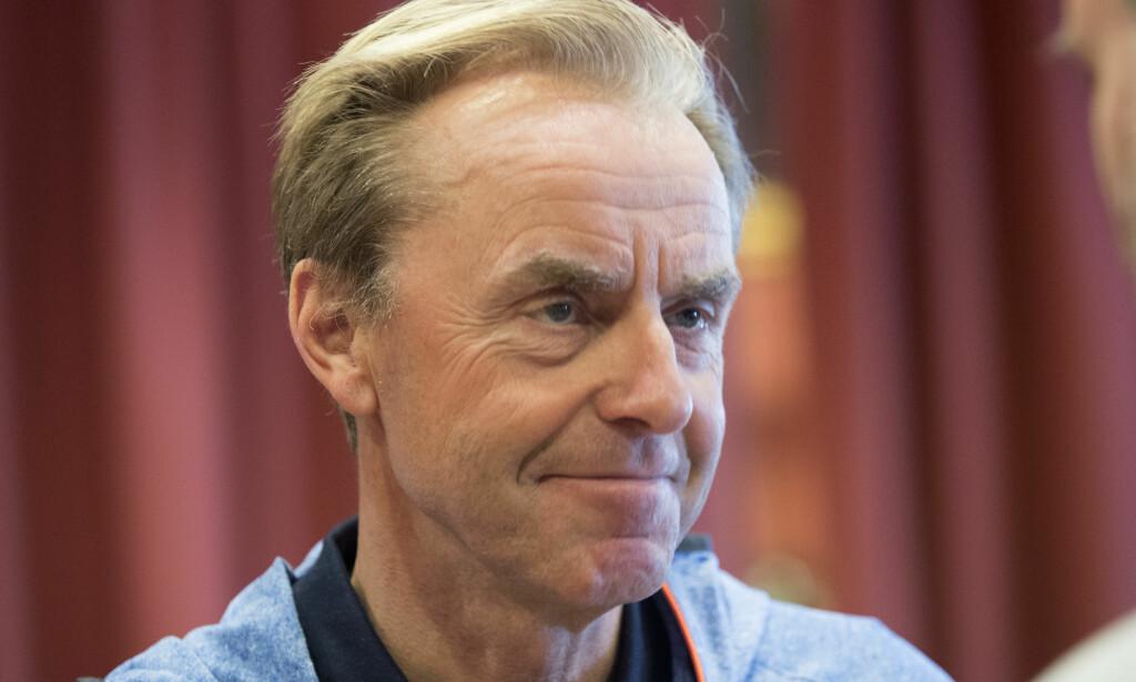 SKAL PASSE PÅ NORTHUG: Arild Monsen vil passe på at Petter Northug ikke går på en ny høydesmell. Foto: Terje Bendiksby / NTB scanpix