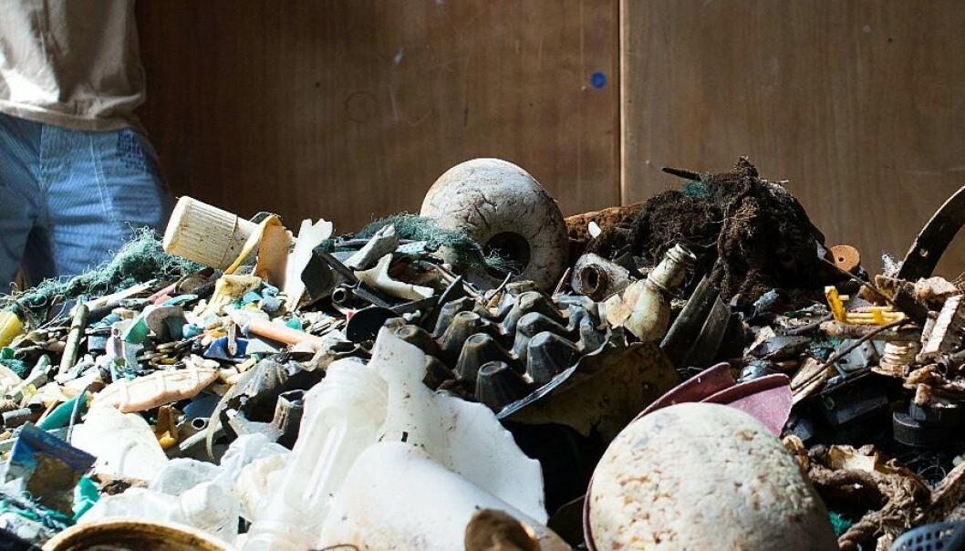 Slik skal Boyan (23) rydde opp 80000 tonn med plast