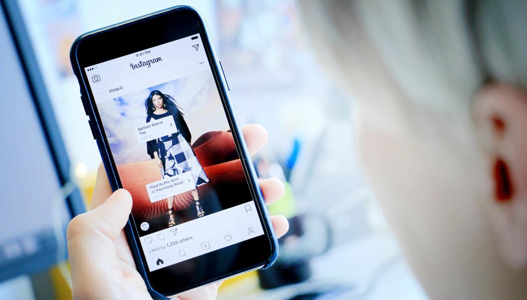 Nå kan nordmenn shoppe direkte fra Instagram
