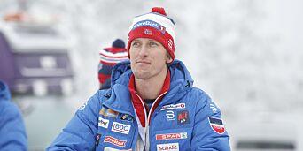 image: Lars Berger gir seg som trener for paralandslaget
