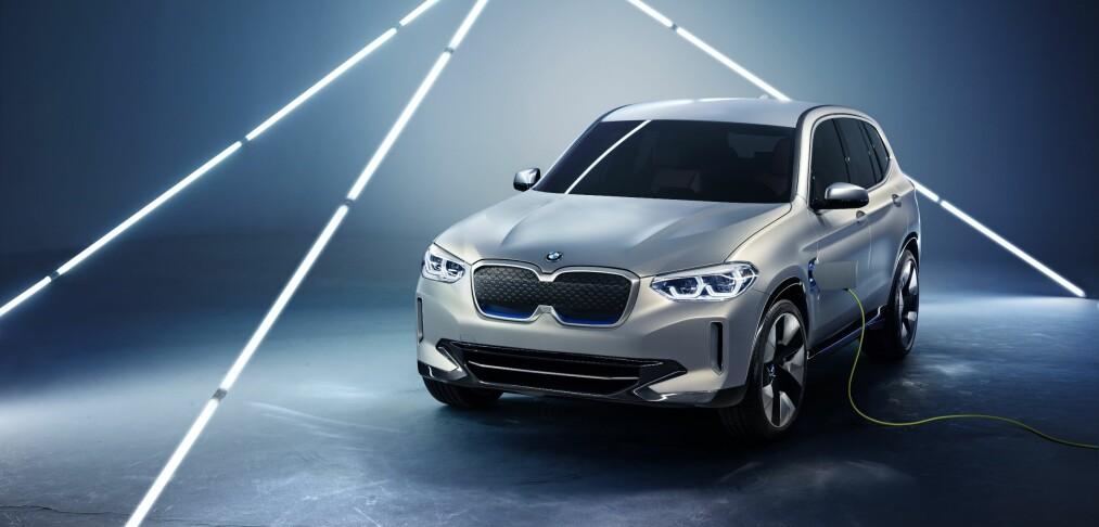 Dette er BMWs første el-SUV