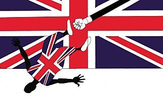 image: De trodde de var britiske - så ble de truet med utkastelse