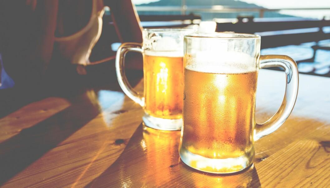 INTERESSEN FOR ØL ØKER: - Vi ser helt klart at interessen for øl har økt de siste 15 til 20 årene, og ikke minst har nordmenn fått øynene opp for håndverksøl og de ulike ølstilene som finnes. FOTO: NTB Scanpix