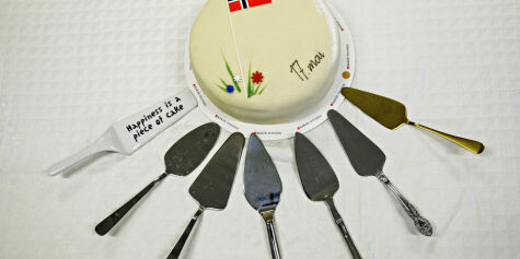image: - Hjelpes, denne skviser jo hele kaka!