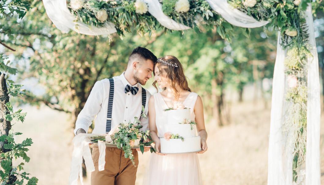 GIFTE SEG I UTLANDET: Drømmer du om et bryllup i utlandet? Her er alt du må huske på. FOTO: NTB Scanpix