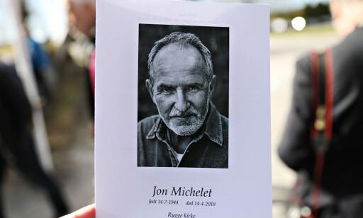 MICHELET: Jon Michelet bisettes i dag, fredag, i Rygge kirke i Østfold. Foto: Christian Roth Christensen