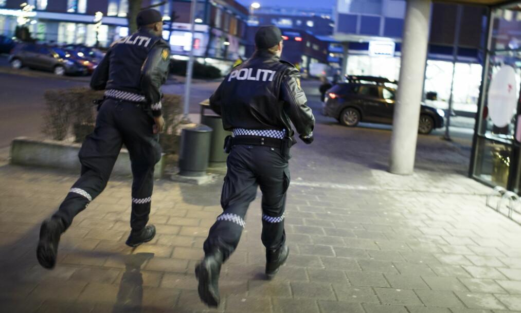 <strong>BEKYMRET:</strong> Politiet er bekymret for at slåsskamper mellom jenter er et økende problem. Nå ser de også trusler med kniv blant tenåringsjenter. Foto: NTB scanpix