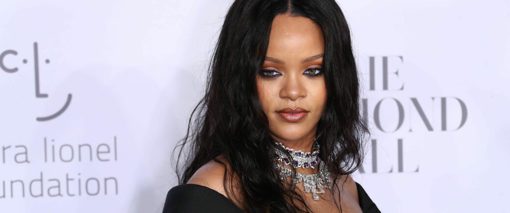 TRUES: Freedom United truer Rihanna med søksmål. FOTO: Scanpix