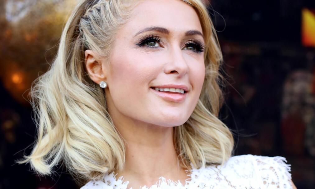 ÅPNER OPP: Paris Hilton forteller i en ny dokumentar ærlig om hvordan det var at hennes private sexfilm kom på avveie. Foto: NTB scanpix