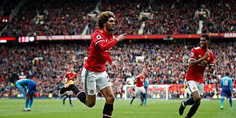 image: Mourinhos mesterbytte: Fellaini stanget inn seieren