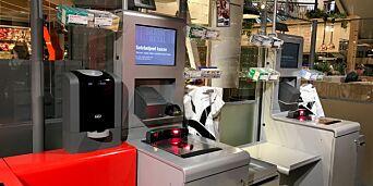 image: Nå skjer det: Her åpner Coop sin første butikk uten noen i kassa