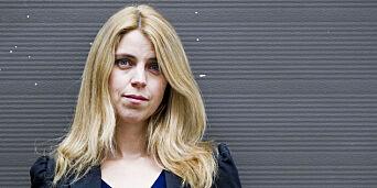 image: Alexandra Beverfjord er Dagbladets nye sjefredaktør