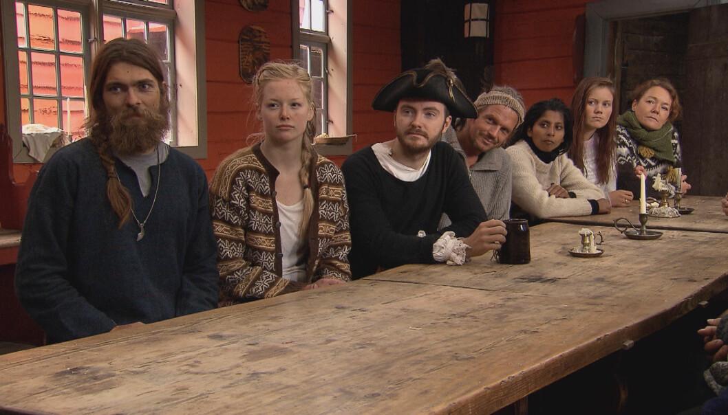 REALITYPROFIL: 34-åringen var med i den første sesongen av «Anno» på NRK, men rakk ikke opp til seieren. Foto: NRK