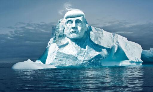 image: Slik skal de overbevise klimafornekteren Trump