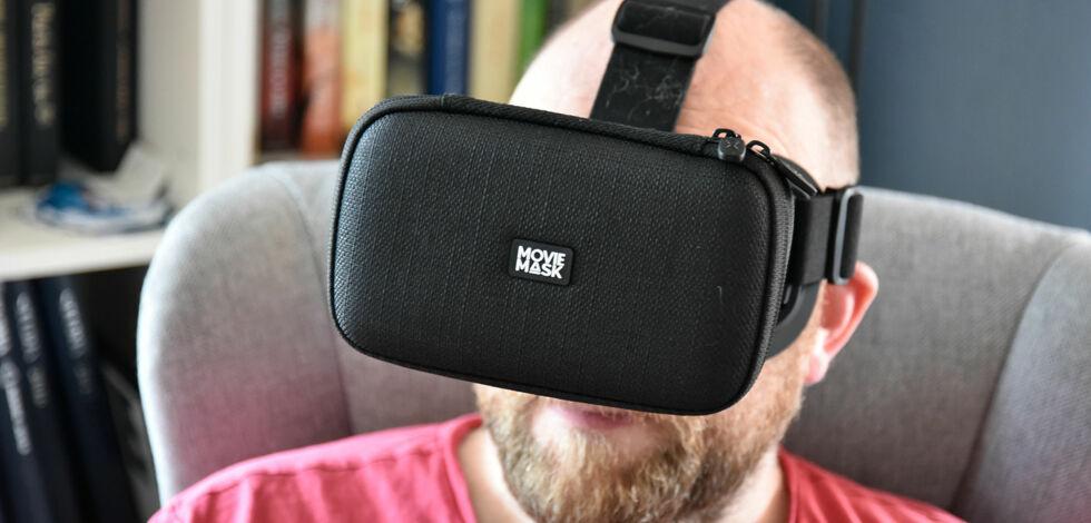 image: Gjør mobilen til en privat kino