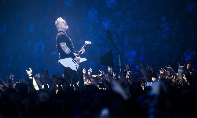 Metallica - Tar 20 000 for en billett - Dagbladet