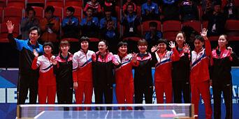 image: Forent Korea tapte VM-semifinalen