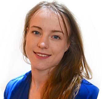 EKSPERTEN: Kethe M. E. Engen som er Phd. stipendiat ved Norges idrettshøgskole og forsker på fysisk aktivitet, kroppsbilde og forstyrret spiseatferd. FOTO: Privat