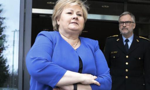 image: Statsministeren i gjengmøte på Stovner: - Det går feil vei