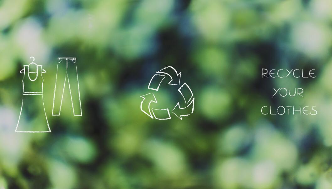 BÆREKRAFTIG MOTE: Innen 2030 skal H&M bli hundre prosent bærekraftige, men veien dit har ikke vært lett. Foto: Scanpix