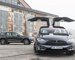 – Tesla blant verdens mest verdifulle merker