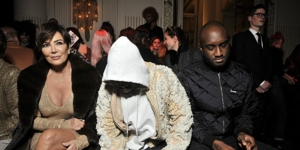 image: - Kanye gjør alltid ting med gode intensjoner