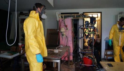 «Breaking Bad»-nordmann tatt med buksene nede i Sveits