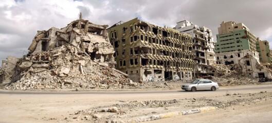Ny bok fra kontroversiell forsker: Løgnene om Libya