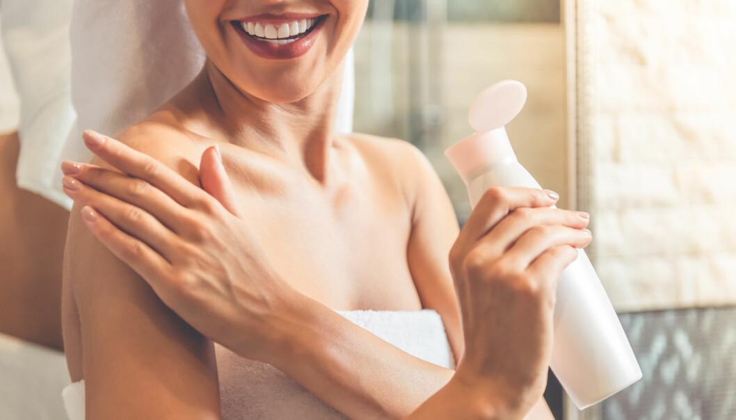 SELVBRUNING: Hvordan vet man hvilken selvbruner som passer akkurat vår hud? Her er makeup-artistens beste tips! FOTO: NTB Scanpix