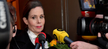 Skadeskutte pingviner i Svenska Akademien