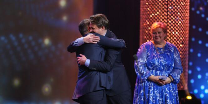 Thomas og Harald vant hederspris