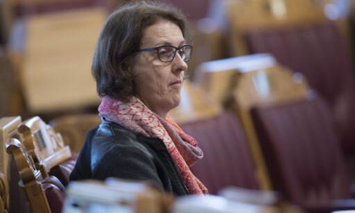 BEKYMRET: Kari Henriksen (Ap) uttaler at hun er bekymret over at spillselskapene vil unngå lovverket. Foto: Terje Pedersen / NTB scanpix