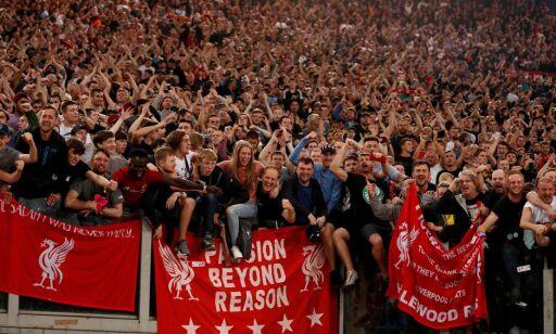 image: Ingen i klubben aner hvem du er. Det finnes ikke en kjeft i byen Liverpool som bryr seg om deg