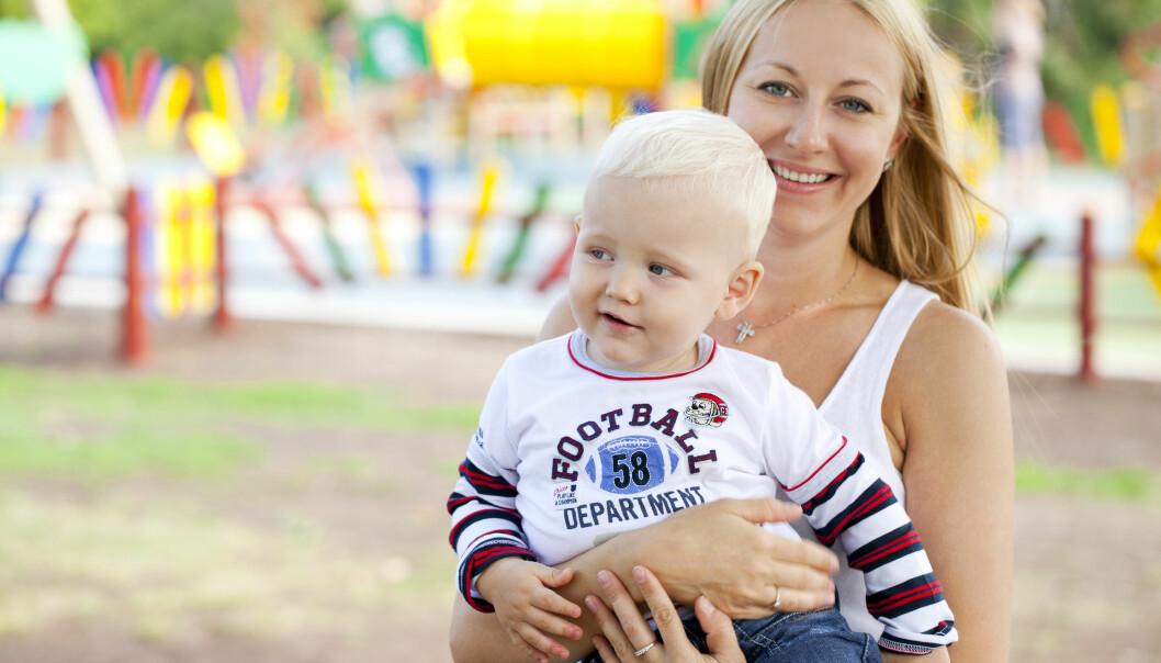 """STOR UTVIKLING: """"Oliver"""" har gjort store fremskritt etter at han kom til sin nye fosterfamilie. Han har også kontakt med sine biologiske foreldre - en ordning som fungerer bra for alle parter. ILLUSTRASJONSFOTO: NTB Scanpix"""
