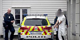 image: Mann fengslet i fire uker etter knivangrep i Flekkefjord