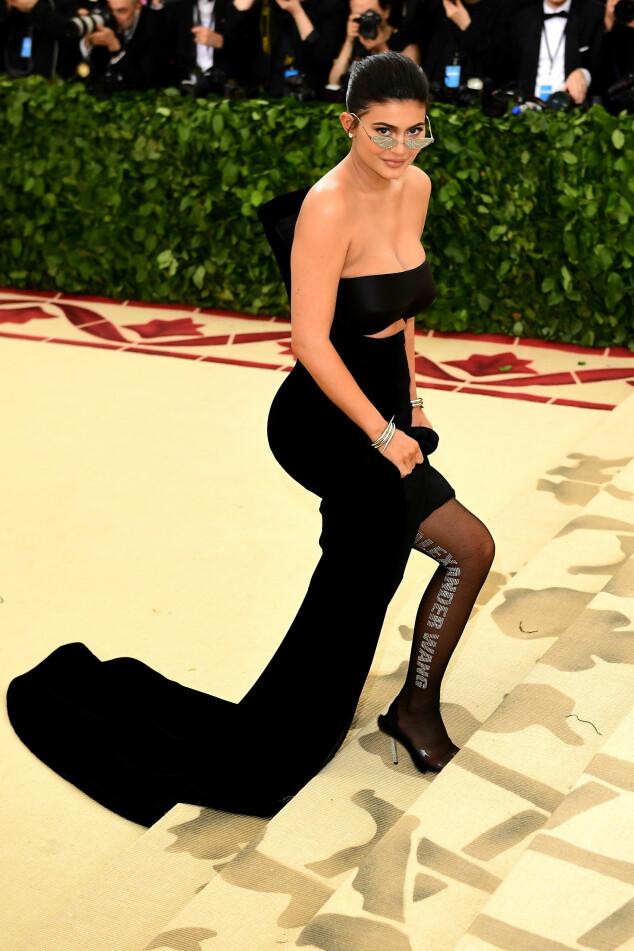 Kylie Jenner Foto: Scanpix